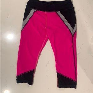 Pink Gianni Bini Leggings